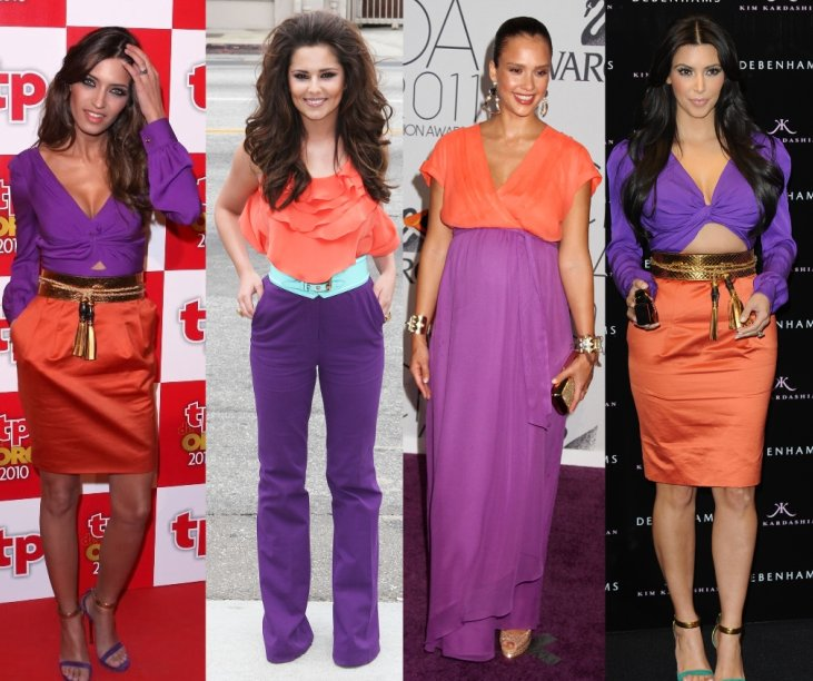 How To Wear The Color Blocking Trend Mz Mahogany ChicMz