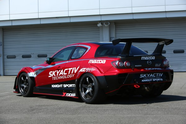 Mz Racing - Mazda Motorsport Macau Gp Spec Knight Sports