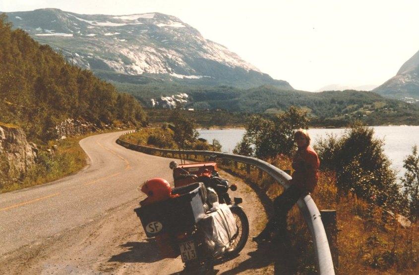 Matkalla Norjan teillä 1984