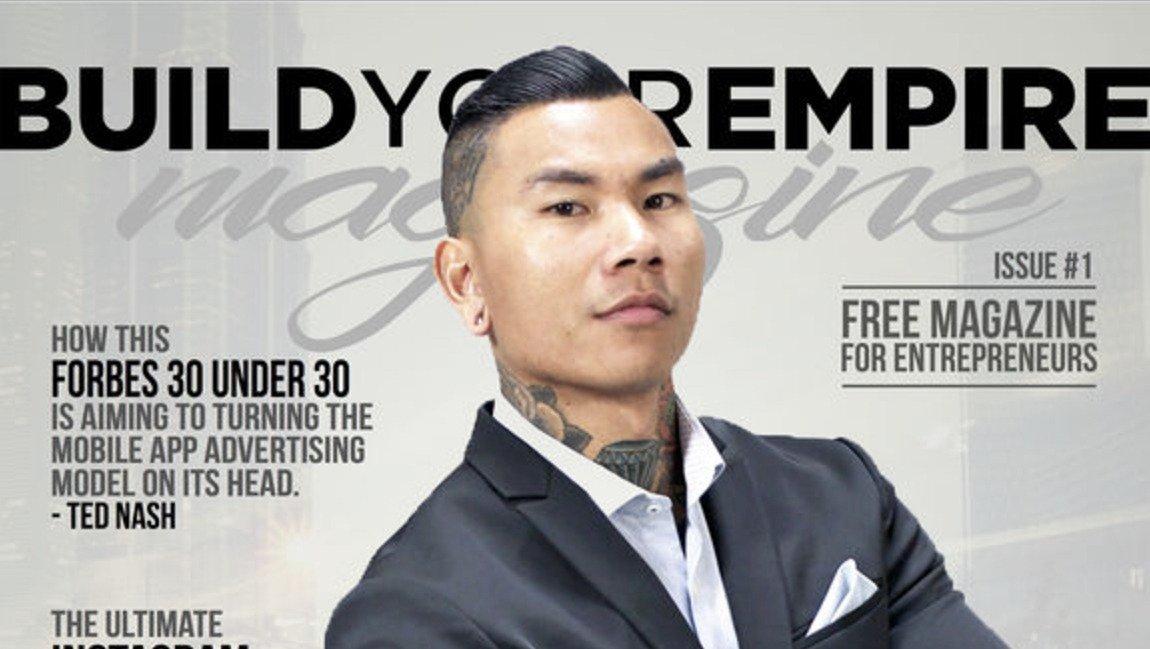 Free Magazine For Entrepreneurs - Build Your Empire
