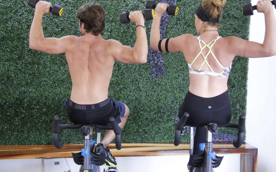 ¿Qué beneficios tiene N-Bici, en comparación con salir a correr?