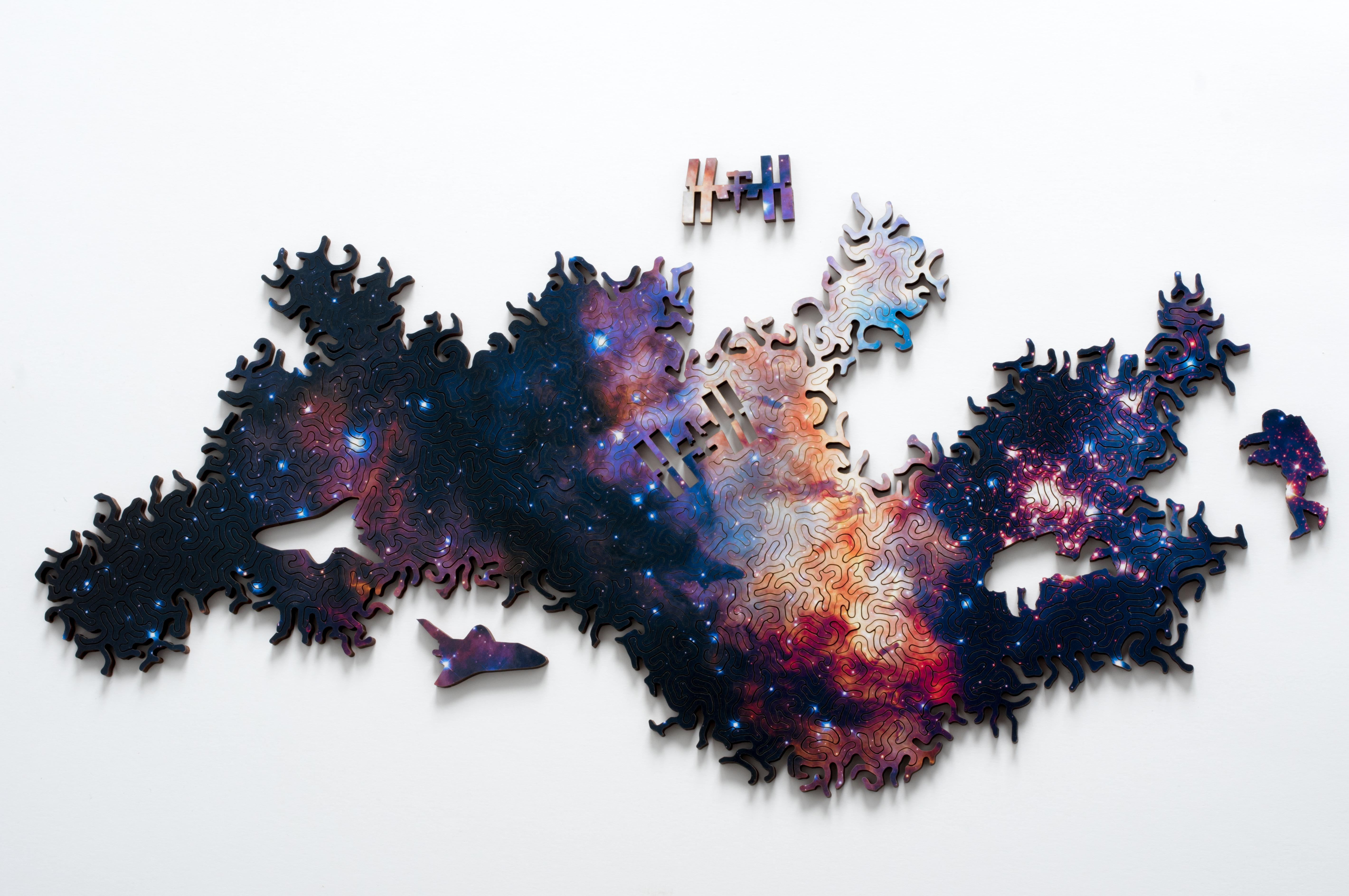 Infinite Galaxy Puzzle 2