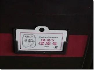 釧路駅SL (6)