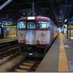 711系電車乗りおさめ 旭川から岩見沢
