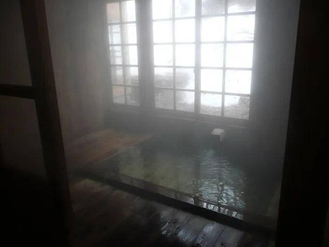 青荷温泉・お風呂の紹介