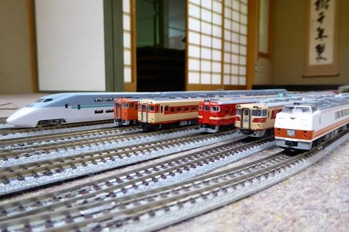 第13回鉄道模型俱楽部 なまら北海道だべさ
