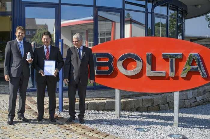 Bolta Werke unter den Top 50  NLAND