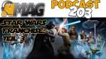 #203 – Star Wars Franchise (Teil 3)
