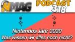 #318 Nintendos Jahr 2020 - Was wissen wir alles noch nicht?