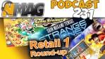 Retail-Round-up 1 (Sushi Striker, Pirate Warriors 3, Shin Megami Tensei: Strange Journey Redux)