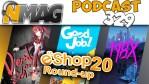 #329 - eShop Round-up 20: Dead or School, 198X, Good Job!