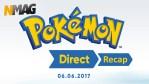 Direct Recap: Pokémon Direct (06.06.2017)