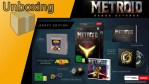 Unboxing Metroid Samus Returns Legacy Edition
