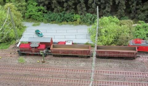 MEC Stetten Bahnhofs Hattingen, Modellbahntage-Stetten