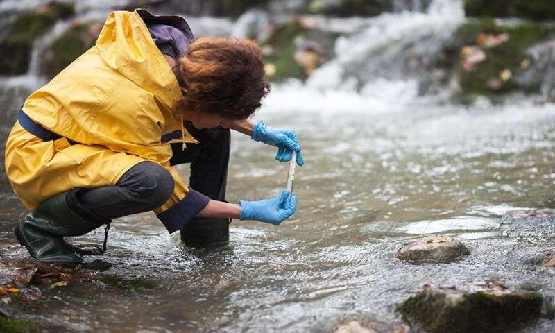 سدادة زجاجة مغناطيسية لإزالة تلوث المياه