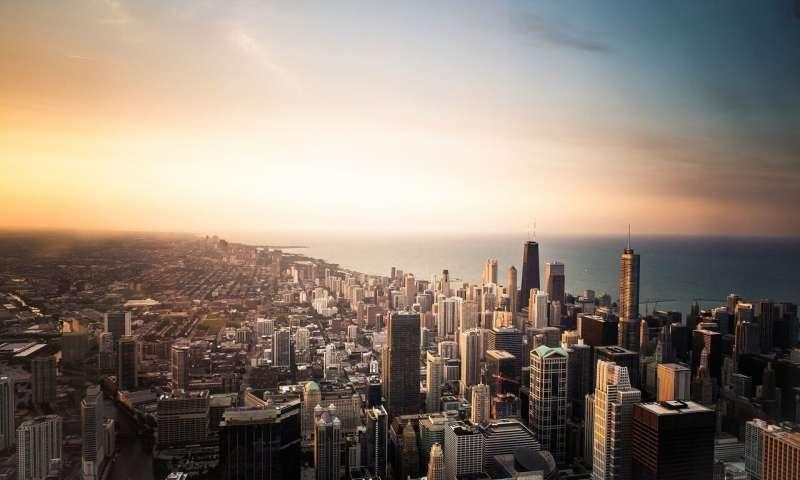 التغيير في المدن