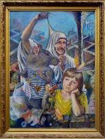 «МИСТЕЦЬКІ ФАНТАЗІЇ ВОЛОДИМИРА КИР'ЯНОВА». Фото Ігоря Демчука