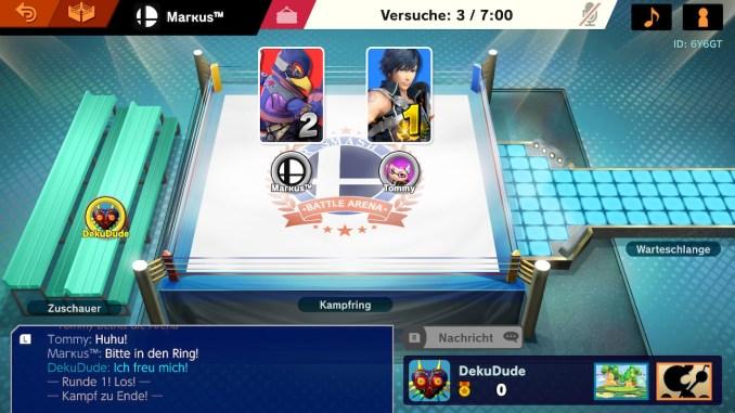 Das Foto zeigt die Lobby und den Sieger Chrom mit einen goldenen 1 und Falco mit einer silbernen 2. Siger: Chrom.