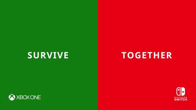 Xbox One und Nintendo Switch kündigen Cross-Play an