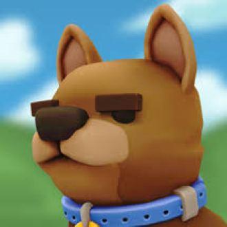 Der wichtigste Hund in Overcooked! 2. Sein Name ist Kevin und er gehört dem König. Sein süßes, braunes Fell kann nicht über seine Intelligenz hinwegtäuschen. Er trägt ein blaues Halsband.