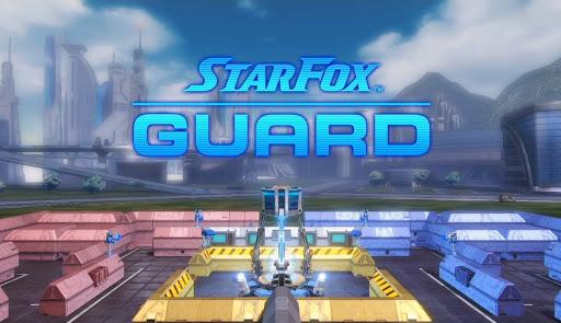 Das Bild zeigt einen AUsschnitt von dem Game Star Fox Guard auf der WiiU.