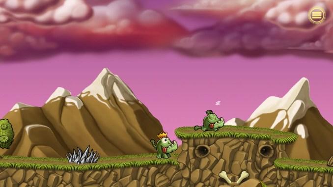 Das Bild zeigt eine Szene aus Portal Dogs