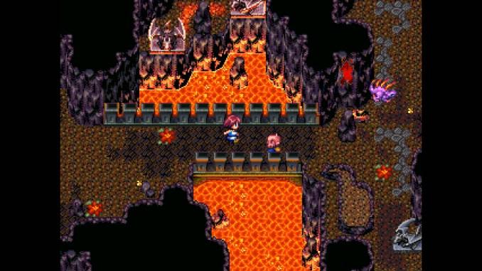 Das Bild zeigt eine Szene aus Ara Fell.