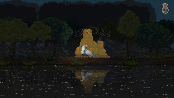"""Das Bild zeigt einen der Ressourcenplätze aus dem Spiel """"Kingdom Two Crowns""""."""