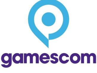 Auf dem Bild ist das offizielle Banner der Gamescom zu sehen. Hier im Zusammenhang der Gamescom 2020