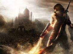 Das Bild zeigt ein Artwork zu Prince of Persia – The Forgotten Sands