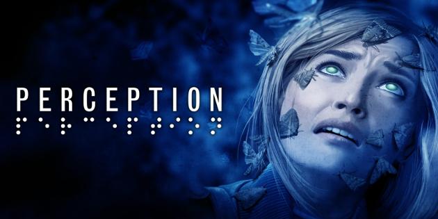 """Das Bild zeigt das Titelbild zu dem Horrorspiel """"Perception""""."""