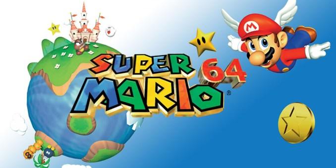 """Das Bild zeigt einen vermeintlichen Titel aus der """"Super Mario Collection""""."""