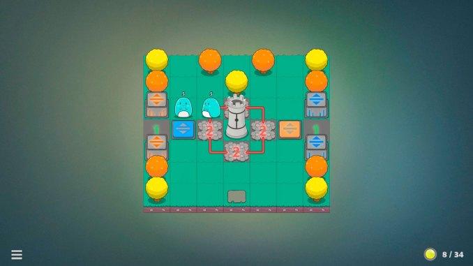 """Das Bild zeigt eine Szene aus dem Spiel """"Colloc""""."""