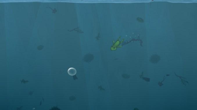 """Das Bild zeigt eine Szene aus dem Spiel """"They Breathe""""."""