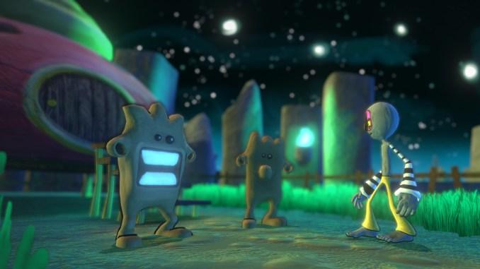 """Das Bild zeigt eine Szene aus """"Onirike""""."""