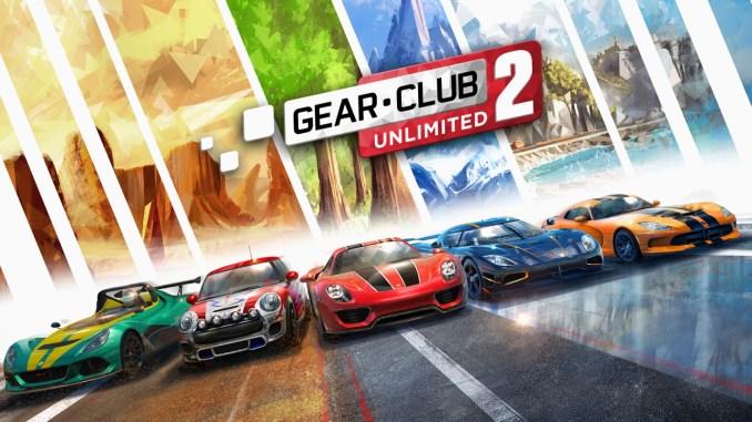 Gear.Club Unlimited 2 Titelbild