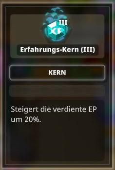 """Das Bild zeigt einen Kern aus dem Spiel """"Nexomon: Extinktion""""."""