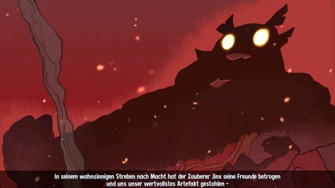 """Das Bild zeigt einen Screenshot vom Intro zu""""New Super Lucky's Tale""""."""