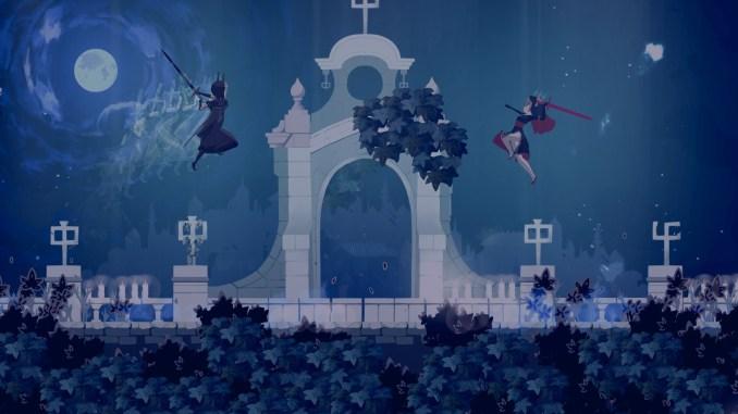 """Das Bild zeigt einen Torbogen in dem Spiel """"Minoria""""."""