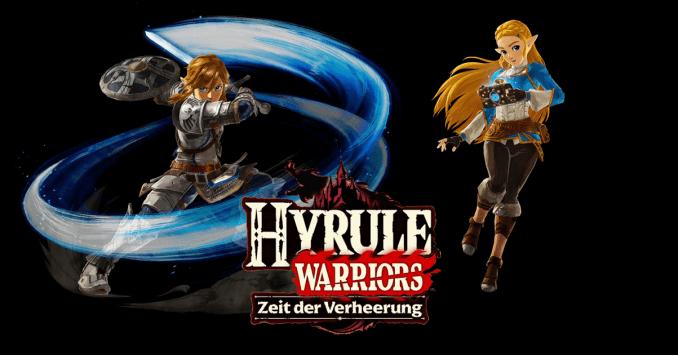 Hyrule Warriors Zeit Der Verheerung Weitere Informationen Am 26 September Vorbestellerbonus Amiibo Und Mehr N Switch On De