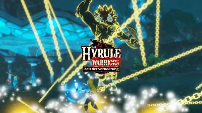 Hyrule Warriors Zeit Der Verheerung Gameplay Fur Die Tgs 2020 Online Bestatigt N Switch On De