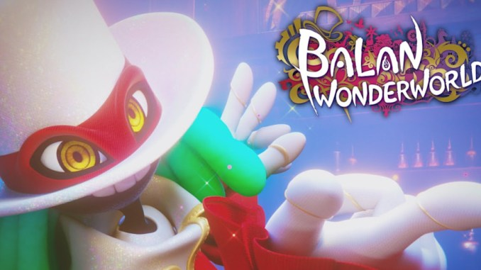 """Das Bild zeigt das Logo von """"Balan Wonderworld""""."""