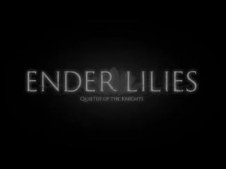 """Das Bild zeigt eine Szene aus dem Spiel """"ENDER LILIES: Quietus of the Knights""""."""