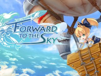 """Das Bild zeigt eine Szene aus dem Spiel """"Forward To The Sky""""."""