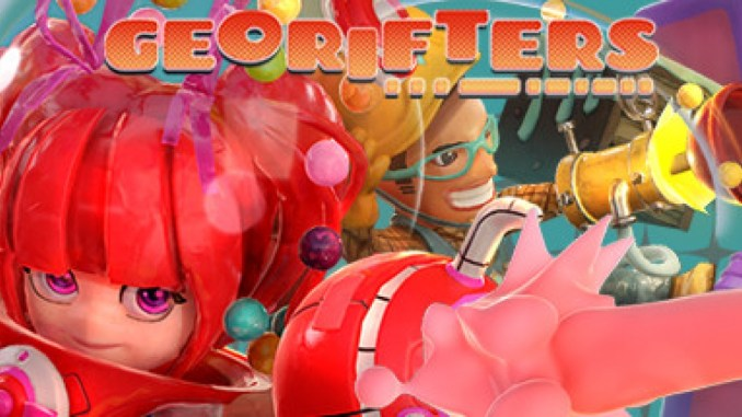 """Das Bild zeigt das Logo von """"Georifters""""."""