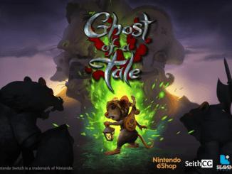 """Das Bild zeigt das Logo von """"Ghost of a Tale""""."""