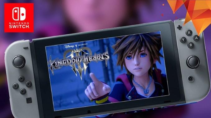 Kingdom Hearts TItelbild