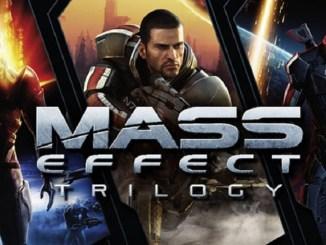 Mass Effect Trilogie Titelbild