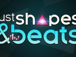 """Das Bild zeigt das Logo von """"Just Shapes & Beats""""."""