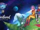 """Das Bild zeigt das Logo von """"Deiland: Pocket Planet Edition""""."""